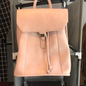 Urban Originals Vegan Leather Backpack EUC Blush